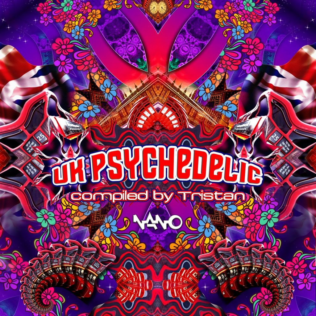UK PSYCHEDELIC - compiled by Tristan