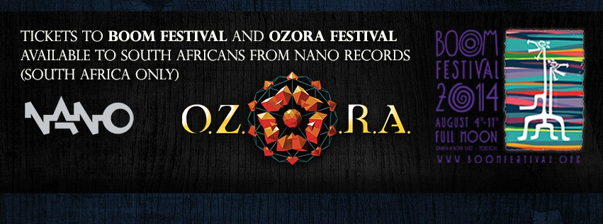 boom festival ozora festival tickets for sale in south africa nano music. Black Bedroom Furniture Sets. Home Design Ideas